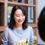 フラワーデザイナー・インストラクター糸川直美さんのインタビュー第二回。レッスンスタイルとこれからの夢。